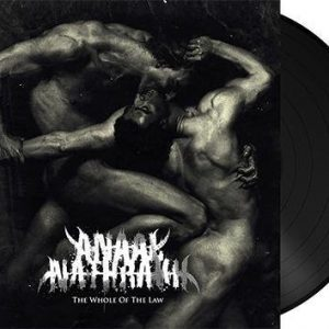 Anaal Nathrakh The Whole Of The Law LP