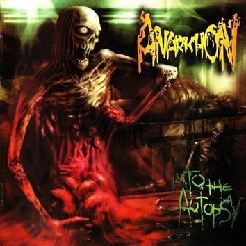 Anarkhorn Into The Autopsy CD