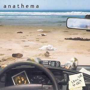 Anathema A Fine Day To Exit CD