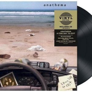 Anathema A Fine Day To Exit LP