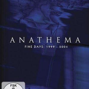 Anathema Fine Days 1999-2004 CD