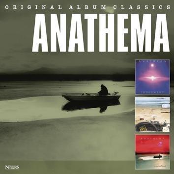 Anathema Original Album Classics CD