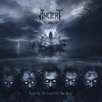 Ancient Back To The Land Of The Dead CD