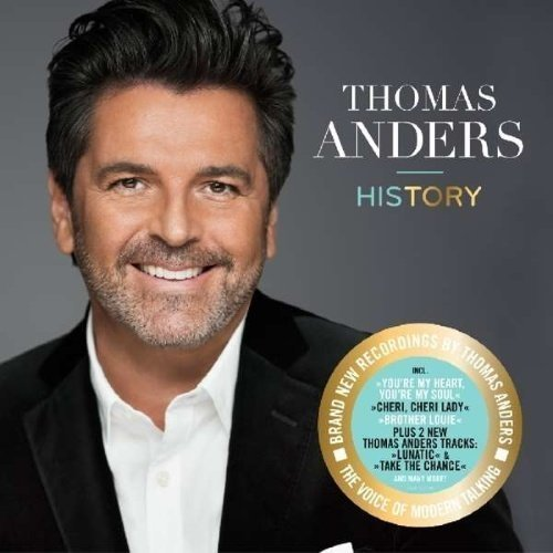 Anders Thomas - History (Deluxe Edition)