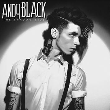 Andy Black The Shadow Side CD