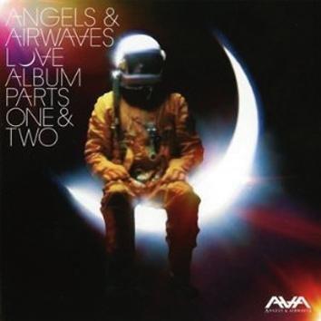 Angels & Airwaves Love: Album Parts One & Two CD
