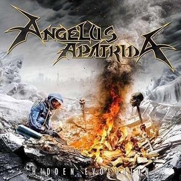 Angelus Apatrida Hidden Evolution CD