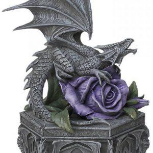 Anne Stokes Dragon Beauty Box Koristeartikkeli