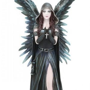 Anne Stokes Harbinger Dark Angel Koristeartikkeli