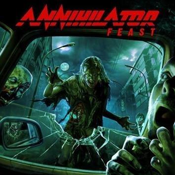 Annihilator Feast LP