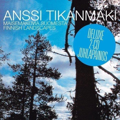 Anssi Tikanmäki - Maisemakuvia Suomesta: Finnish landscapes (2CD)