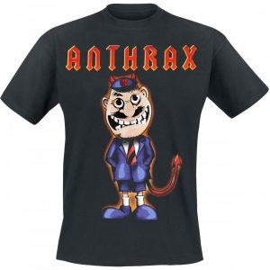 Anthrax Anthems T-paita