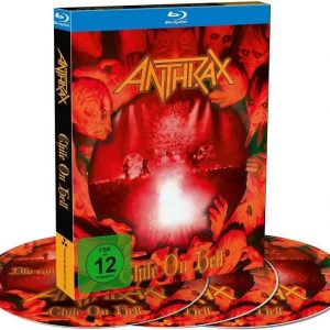 Anthrax Chile On Hell Blu-Ray