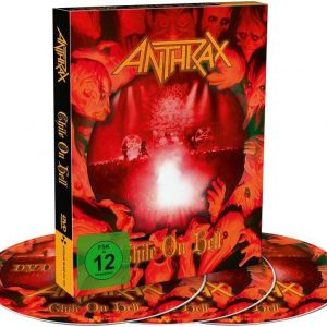 Anthrax Chile On Hell DVD