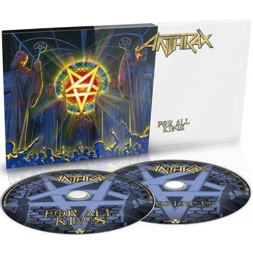 Anthrax - For All Kings - Digipak (2CD)