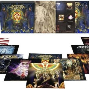 Anthrax For All Kings LP