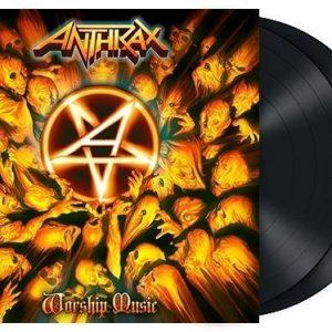 Anthrax Worship Music LP