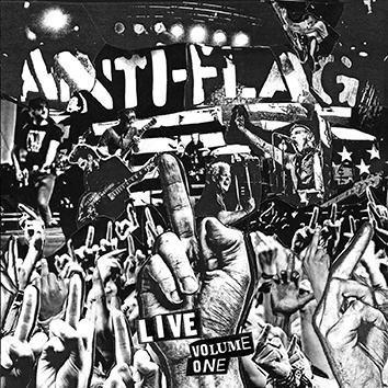Anti-Flag Live Volume One LP