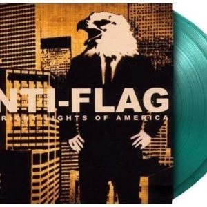Anti-Flag The Bright Lights Of America LP