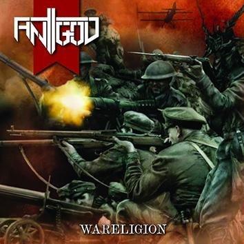 Antigod Wareligion LP