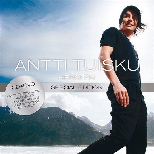 Antti Tuisku - Hengitän Special Edition (CD+DVD)