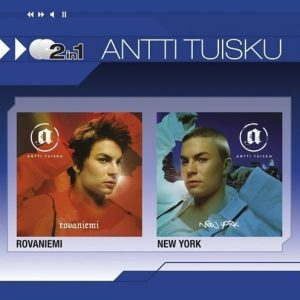 Antti Tuisku - Rovaniemi/New York (2 CD)