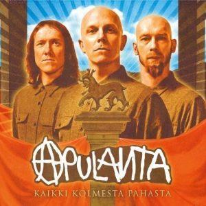 Apulanta - Kaikki Kolmesta Pahasta