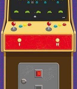 Arcade Gamer Spielekonsole Ovijuliste