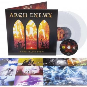 Arch Enemy As The Stages Burn! LP
