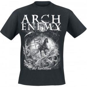 Arch Enemy My Apocalypse T-paita