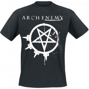Arch Enemy Pure Fucking Metal T-paita