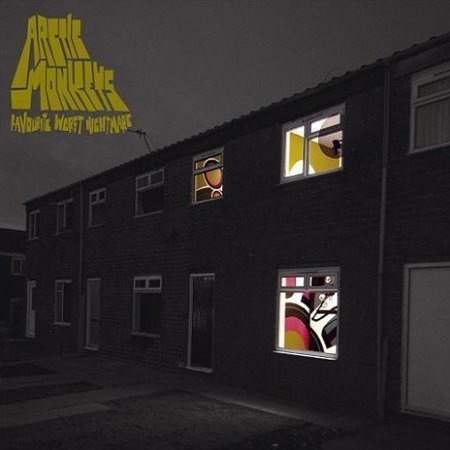 Arctic Monkeys - Arctic Monkeys - Favourite Worst Nightmare (Jewelcase)