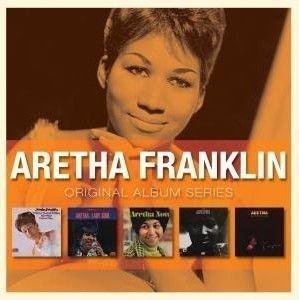 Aretha Franklin - Original Album Series (5CD)