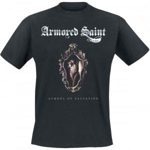 Armored Saint Symbol Of Salvation T-paita