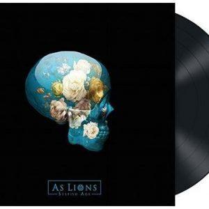 As Lions Selfish Age LP