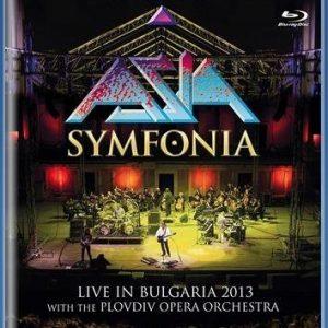 Asia Symfonia-Live In Bulgaria 2013 Blu-Ray