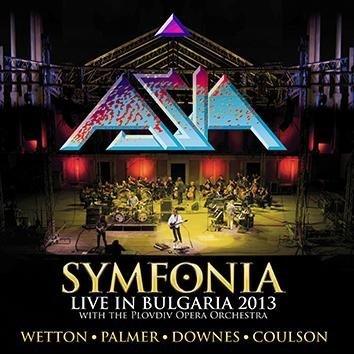 Asia Symfonia-Live In Bulgaria 2013 LP