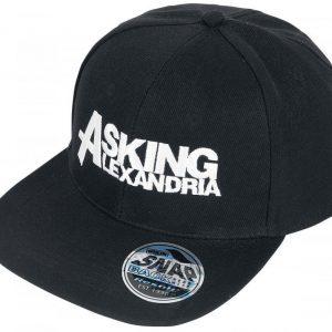 Asking Alexandria Logo Lippis