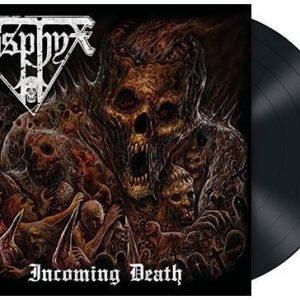 Asphyx Incoming Death LP
