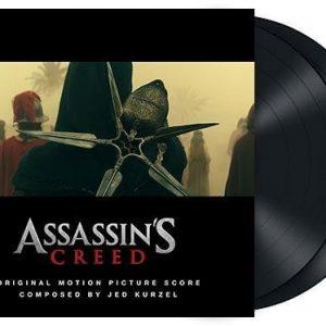 Assassin's Creed Original Motion Picture Score LP