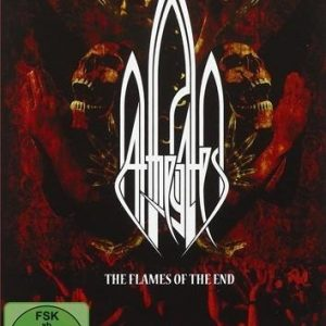 At The Gates The Flames Of The End DVD