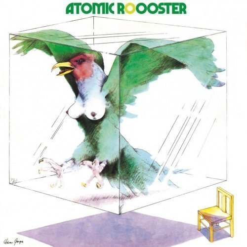 Atomic Rooster - Atomic Rooster (180 Gram)