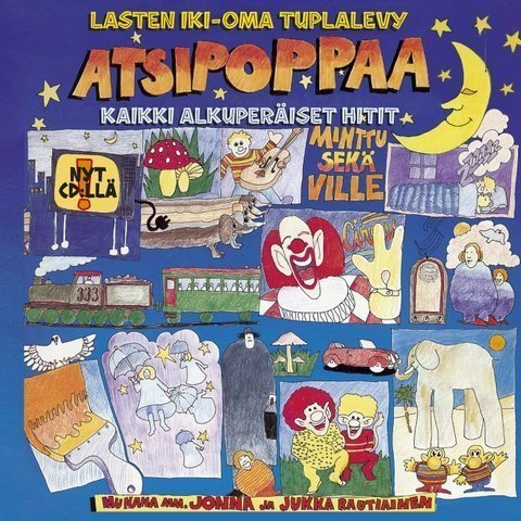 Atsipoppaa (2CD)