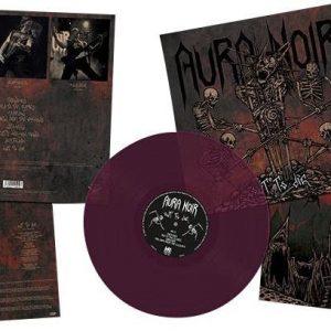Aura Noir Out To Die LP