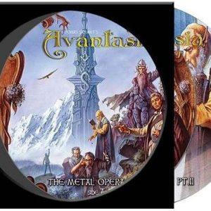 Avantasia The Metal Opera Part Ii LP