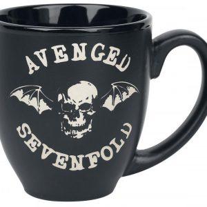 Avenged Sevenfold Bat Logo Muki Mattamusta