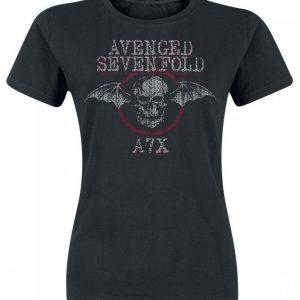 Avenged Sevenfold Binary Naisten T-paita