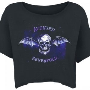 Avenged Sevenfold Deathbat T-paita