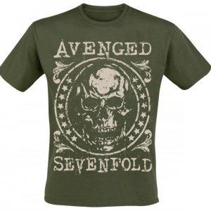 Avenged Sevenfold Emblem T-paita