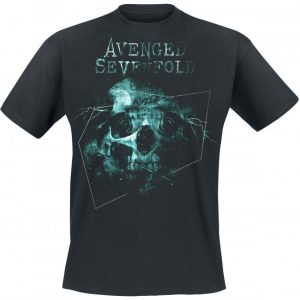 Avenged Sevenfold Galaxy T-paita